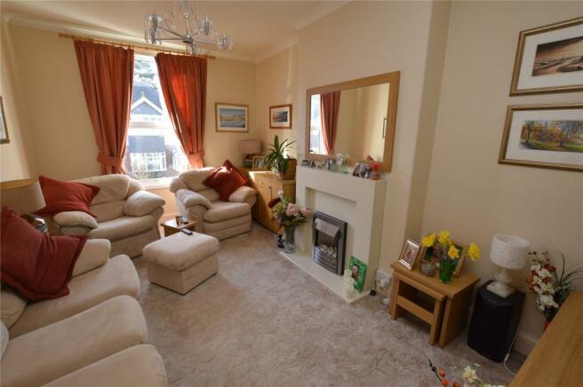 F.F Living Room