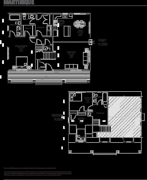 Martinique F. Plan