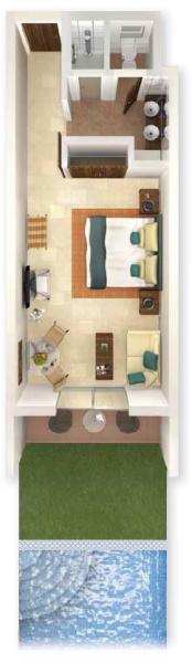 Floor plan two