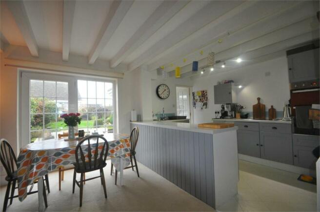 Open Plan Kitchen/D