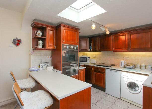 Open Plan Design Kitchen