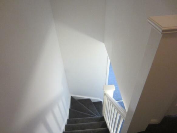 Stairwell to 2nd fl