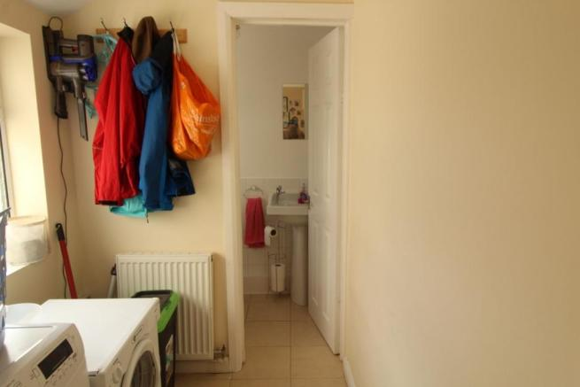 Utilty / Downstairs WC