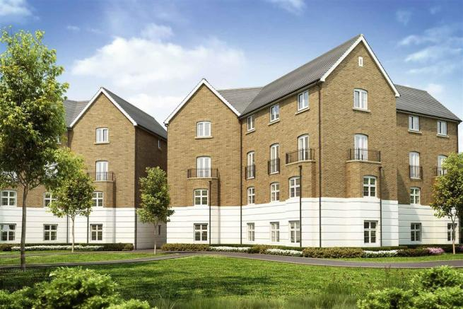 Artists impression of a typical Lydstep home