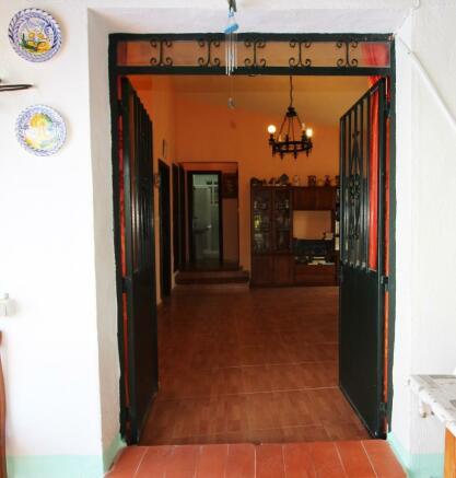 Door from Terrace