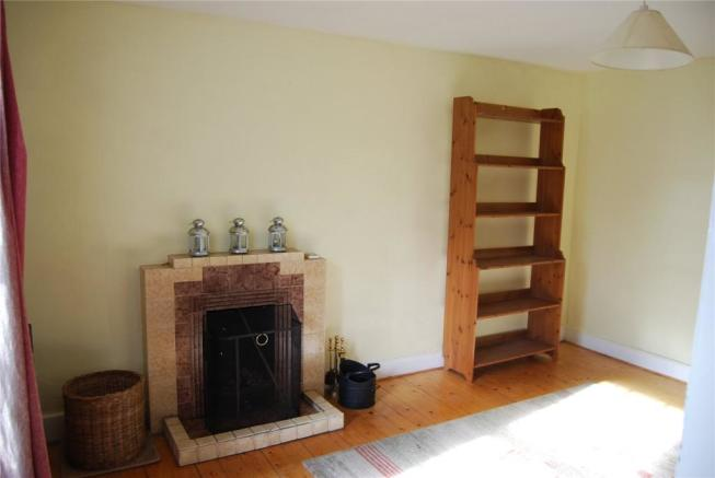 Further Sitting Room