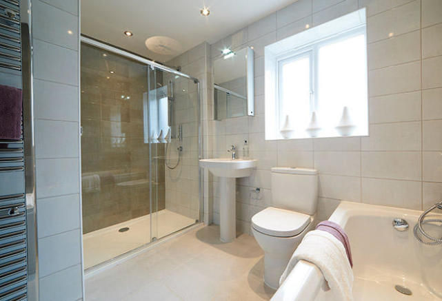 Plot 10-Bathroom