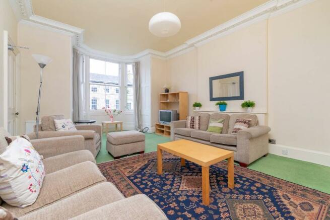 4 bedroom flat for sale in Rankeillor Street, Newington ...