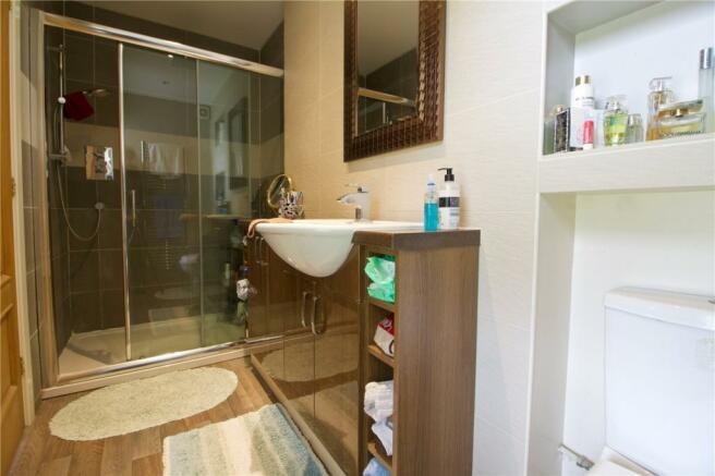 En Suite Showr Room