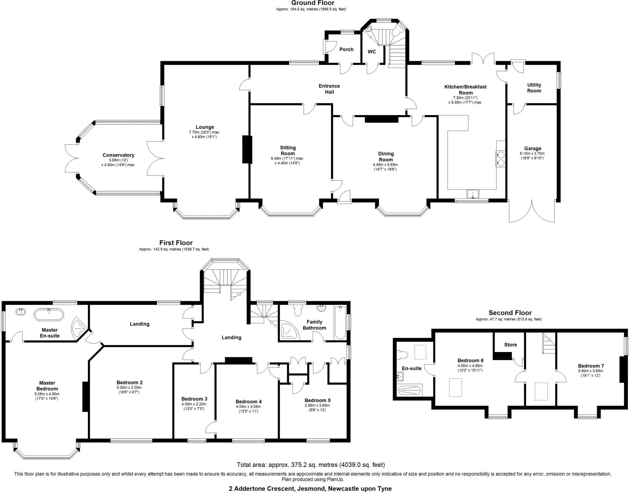 7 Bedroom Detached House For Sale In Adderstone Crescent Jesmond Ne2 Diagram Wiring 8 Pin Nr 51