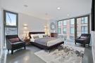 Flat C01.01 Sidworth Street, E8 3SD . Bedroom 1...