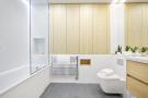 Flat C01.01 Sidworth Street, E8 3SD . Bathroom ...