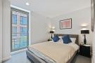 Flat C01.01 Sidworth Street, E8 3SD . Bedroom 2...