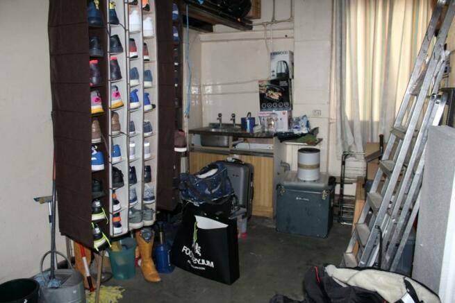 Back Storage Room