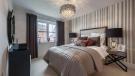 Durham master bedroom