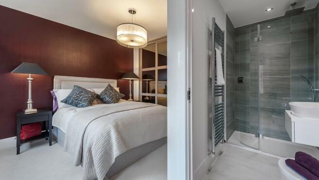 Durham bedroom 2 ensuite
