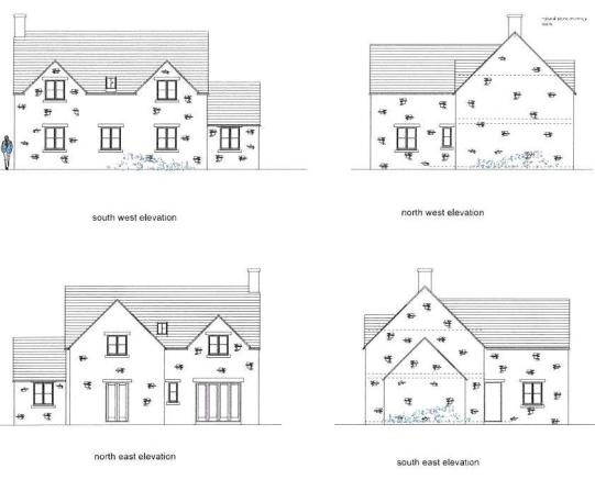 Proposed Elevations