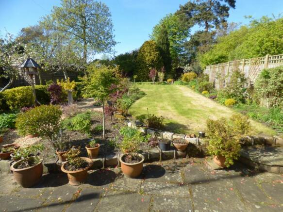 Picturesque Garden