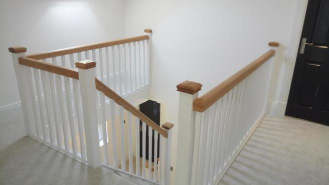 Staircase / Landing