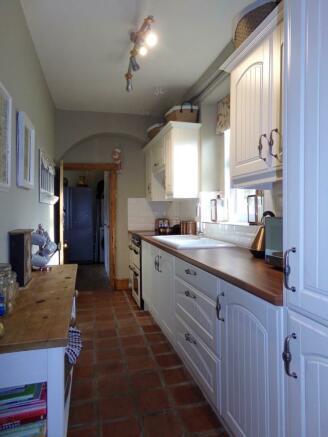 Kitchen/breakfast ro