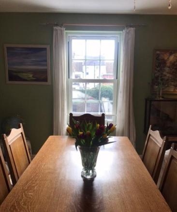 Dining Room View