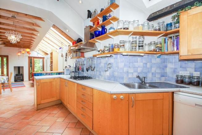 Kitchen/Diner/Garden
