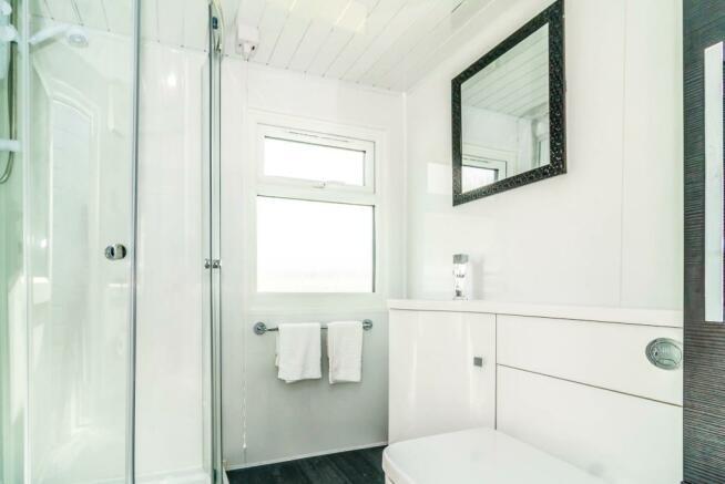 External Shower Room