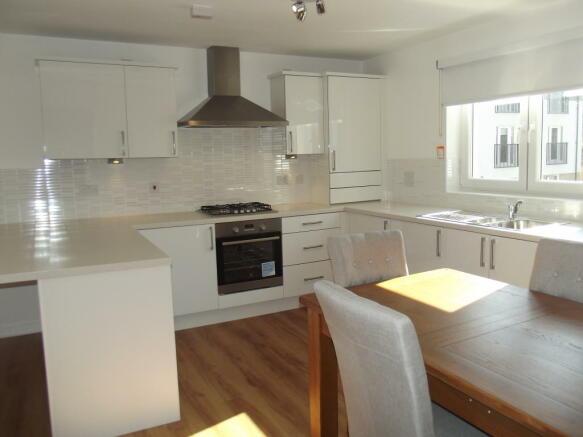 Open Plan Kitchen Lounge