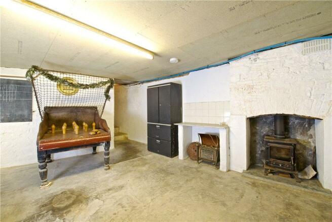 Cellar/Games Room