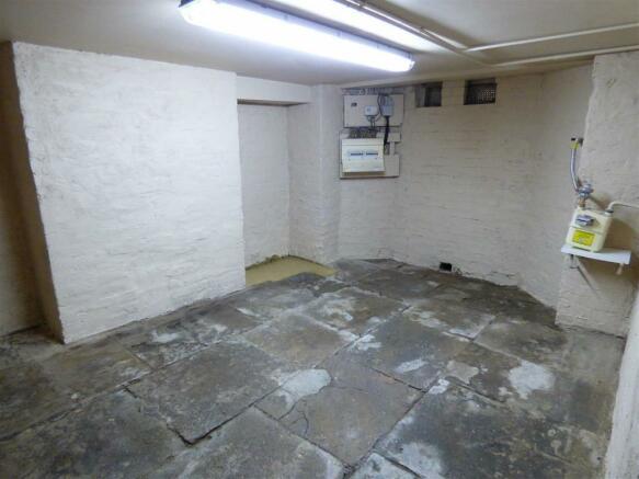 Cellar Room: