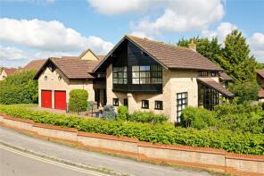 Photo of Fortescue Drive, Shenley Church End, Milton Keynes, Buckinghamshire, MK5