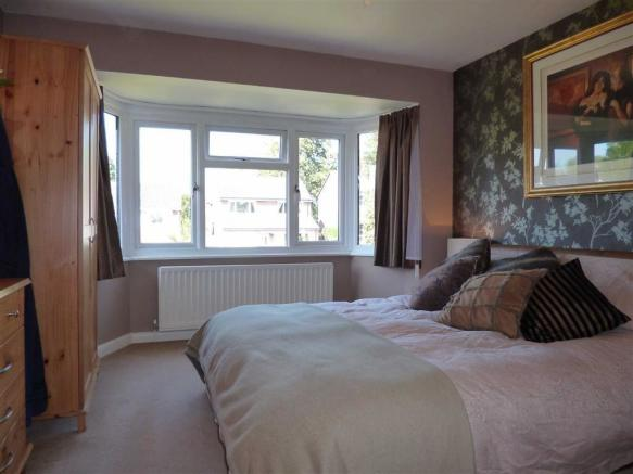 Bedroom 1 - Front - Double