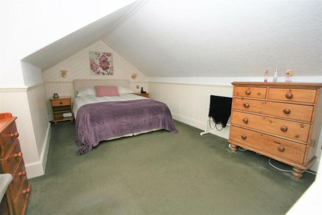 Bedroom Four - First Floor