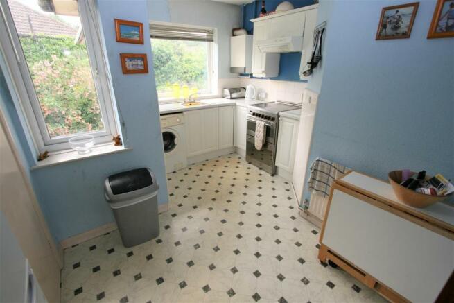 Staggered Kitchen