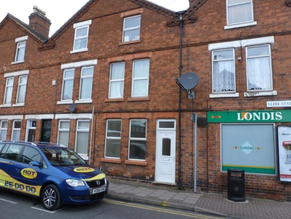1 Bedroom Ground Floor Flat To Rent In Glebe Street Loughborough