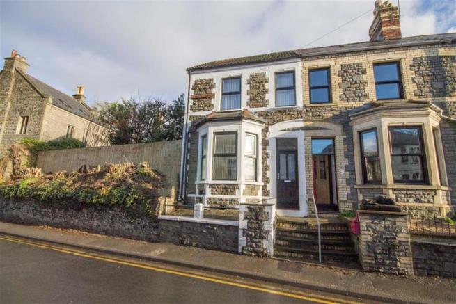 3 bedroom end of terrace house for sale in cardiff road, llandaff, cardiff, cf5