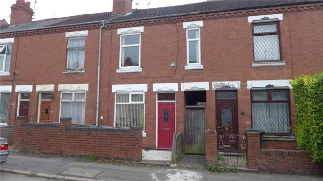 Yorkshire Terrace: 3 Bedroom Terraced House To Rent In Hamilton Road, Stoke