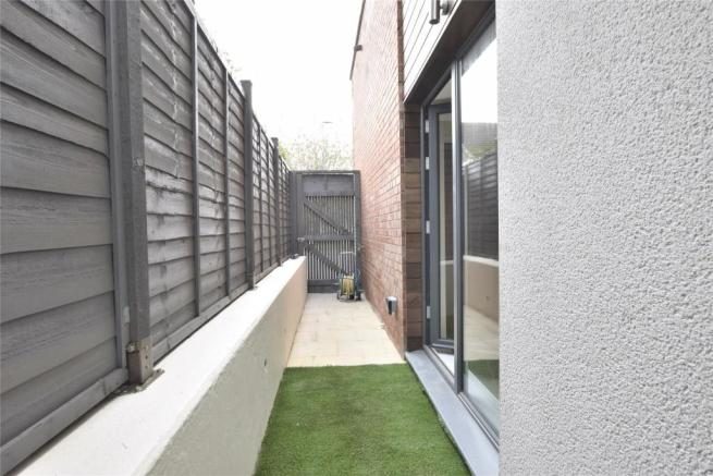 External private space