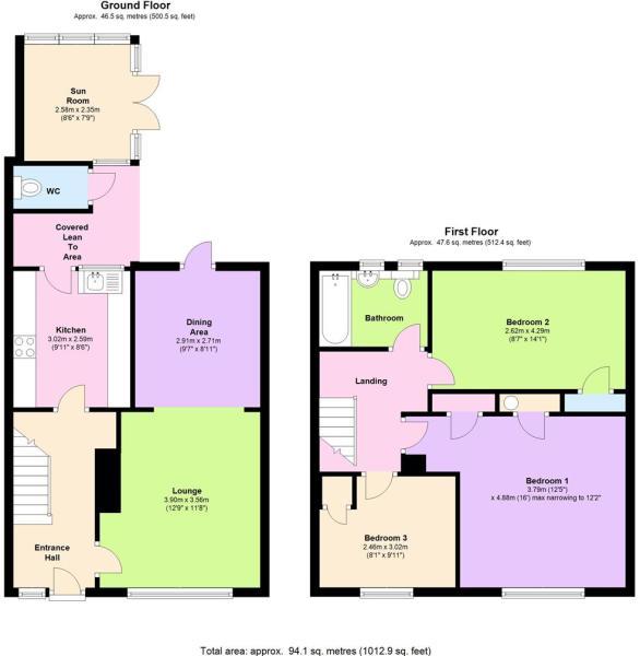 Brimpton Road - All Floors