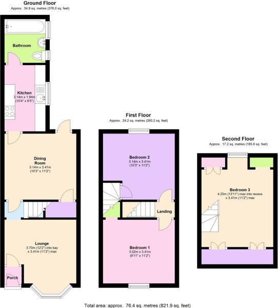 Hart Street - All Floors