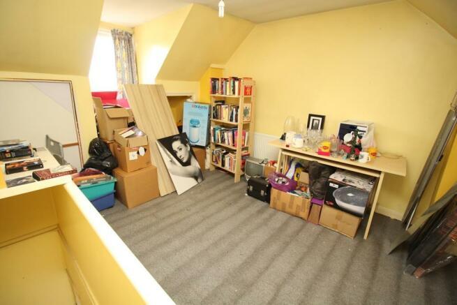 Bedroom 3 / Loft Room
