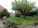 Enclosed rear garden