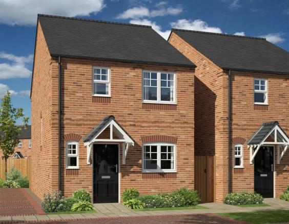 O'Flanagan Homes - Princethorpe Way - Type A Plot