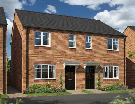 O'Flanagan Homes - Princethorpe Way - Type B Plot