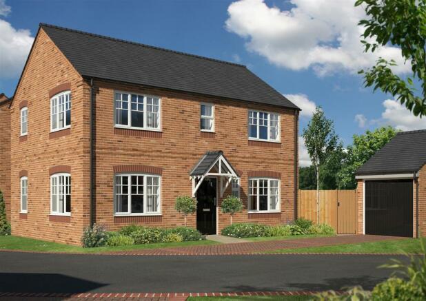 O'Flanagan Homes - Princethorpe Way - Type D Plot