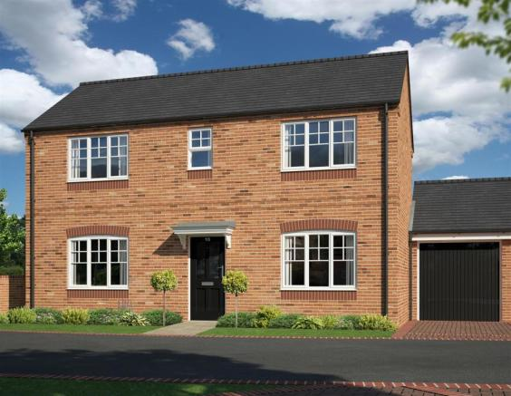 O'Flanagan Homes - Princethorpe Way - Type F Plot