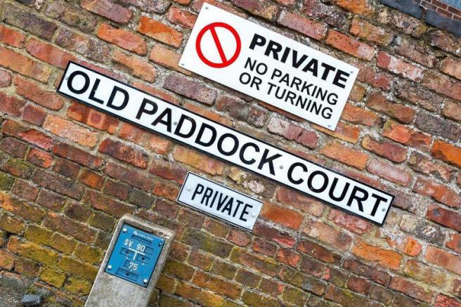 Old Paddock Court