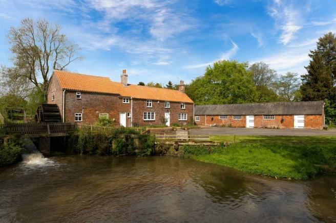 Stockwith Mill...