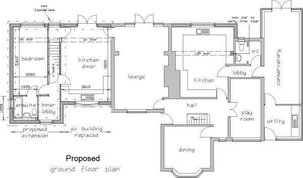 Proposed Plan 1
