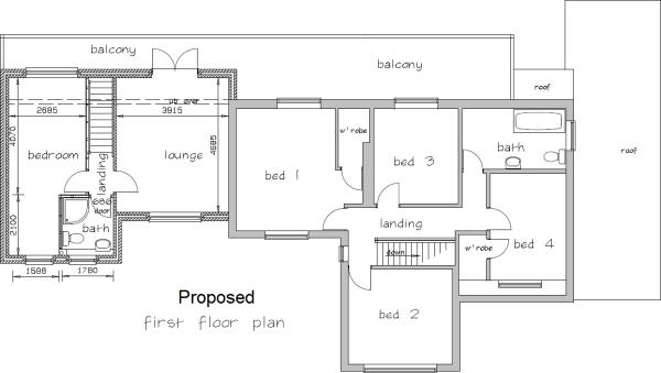 Proposed Plan 2